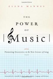 Book Cover for THE POWER OF MUSIC