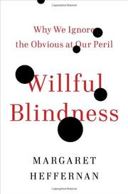 Cover art for WILLFUL BLINDNESS