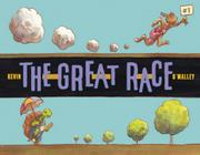 Book Cover for THE GREAT RACE