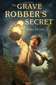 Cover art for THE GRAVE ROBBER'S SECRET