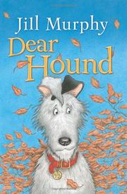 Book Cover for DEAR HOUND