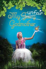 Cover art for MY UNFAIR GODMOTHER