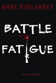 Cover art for BATTLE FATIGUE