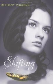 Book Cover for SHIFTING