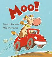 MOO! by David LaRochelle