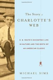 Cover art for THE STORY OF CHARLOTTE'S WEB
