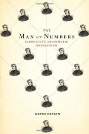 Cover art for THE MAN OF NUMBERS