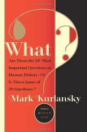 Book Cover for WHAT?