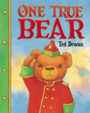 Cover art for ONE TRUE BEAR