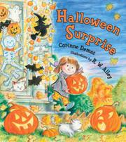 Book Cover for HALLOWEEN SURPRISE