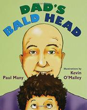 Book Cover for DAD'S BALD HEAD