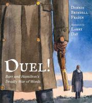 DUEL! by Dennis Brindell Fradin