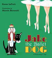 Cover art for JAKE THE BALLET DOG