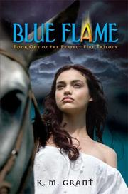 Book Cover for BLUE FLAME