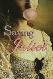 Book Cover for SAVING JULIET
