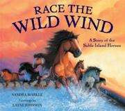 Book Cover for RACE THE WILD WIND