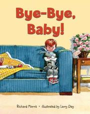Cover art for BYE-BYE, BABY!