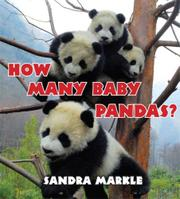 Cover art for HOW MANY BABY PANDAS?