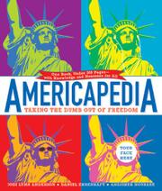 Cover art for AMERICAPEDIA