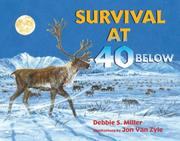 Book Cover for SURVIVAL AT 40 BELOW