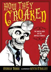 Book Cover for HOW THEY CROAKED