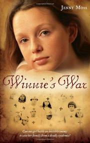 Cover art for WINNIE'S WAR