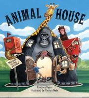 Book Cover for ANIMAL HOUSE