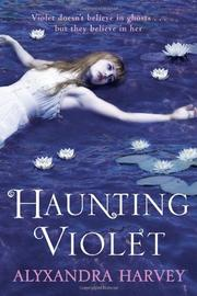 Cover art for HAUNTING VIOLET