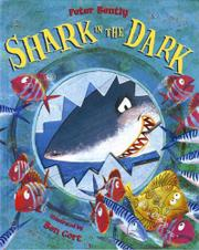 SHARK IN THE DARK by Peter Bently