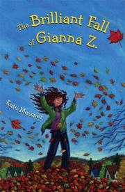 Cover art for THE BRILLIANT FALL OF GIANNA Z.