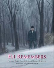 ELI REMEMBERS by Ruth Vander Zee