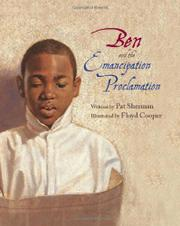 Cover art for BEN AND THE EMANCIPATION PROCLAMATION