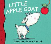 LITTLE APPLE GOAT by Caroline Jayne Church