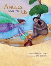 ANGELS AMONG US by Leena Lane
