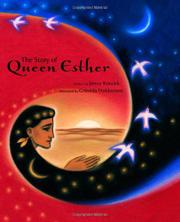 Cover art for THE STORY OF QUEEN ESTHER