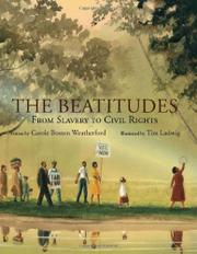 THE BEATITUDES by Carole Boston Weatherford