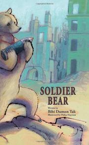 Cover art for SOLDIER BEAR