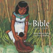 THE BIBLE FOR YOUNG CHILDREN by Marie-Hélène Delval