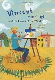 Cover art for VINCENT VAN GOGH AND THE COLORS OF THE WIND