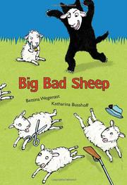 BIG BAD SHEEP by Bettina Wegenast