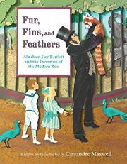 FUR, FINS, AND FEATHERS by Cassandre Maxwell