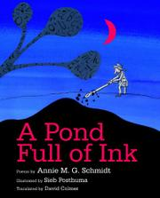 A POND FULL OF INK by Annie M.G. Schmidt