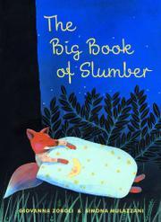 THE BIG BOOK OF SLUMBER by Giovanna Zoboli