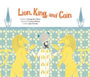 LION, KING, AND COIN by Jeong-hee Nam