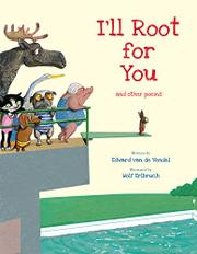 I'LL ROOT FOR YOU by Edward van de Vendel