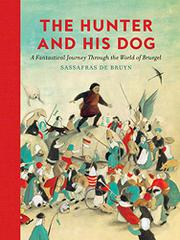 THE HUNTER AND HIS DOG by Sassafras De Bruyn