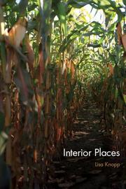 Book Cover for INTERIOR PLACES
