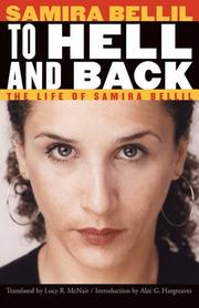 TO HELL AND BACK by Samira Bellil