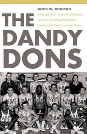 THE DANDY DONS by James W. Johnson
