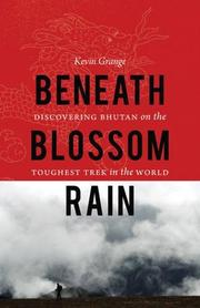 BENEATH BLOSSOM RAIN by Kevin Grange